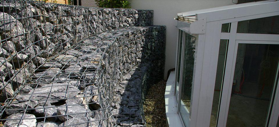 Mauerbau in Natur- & Kunststein