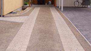 Pflaster- & Natursteinarbeiten - Zufahrten