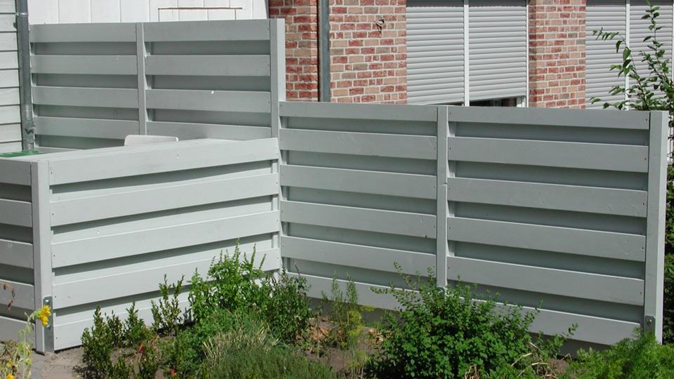 Zaunbauarbeiten - Elegante Zaunanlagen aus Holz (1)
