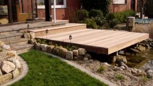 Holzbauarbeiten - Holzterrassen